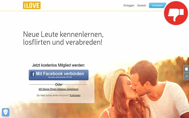 iLove.de Erfahrungen Abzocke